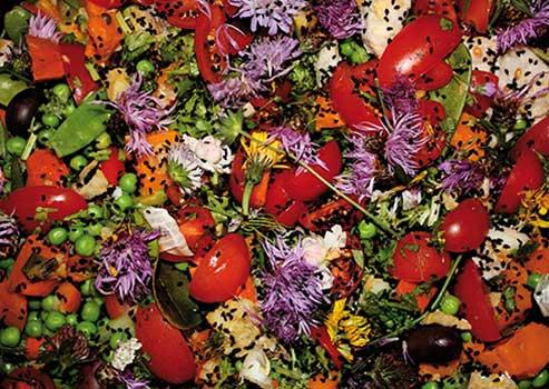 Eat Art - KulturAXE - Foto und Bildbearbeitung: Mascha Fekete