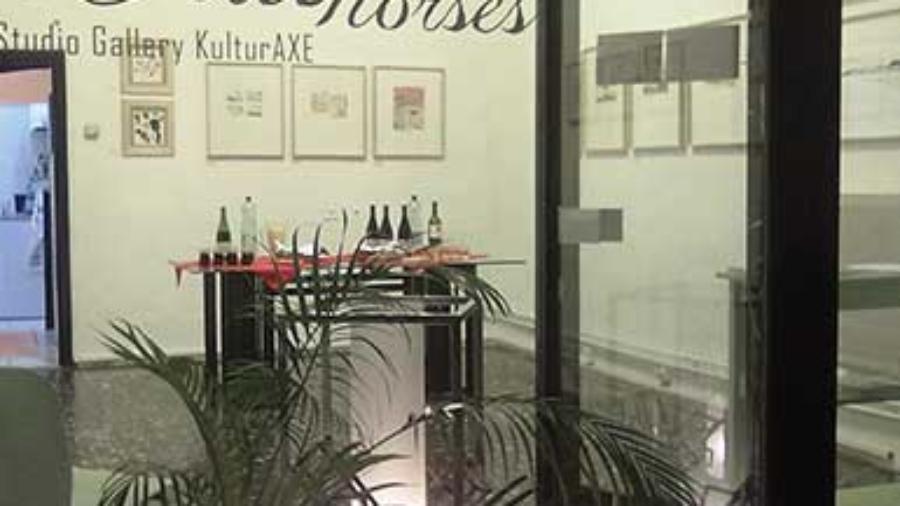 showroom Wild Horses