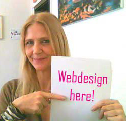 Caro Kaiser, Webdesign in Wien, Sisonke Design Kreative Kommunikation